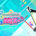 Test de Hatsune Miku : Project <b>Diva</b> Mega Mix - Jeu Video Giga France