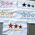 Je suis une star !