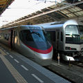 JR 8000系 しおかぜ & 5000系マリンライナー 高松駅