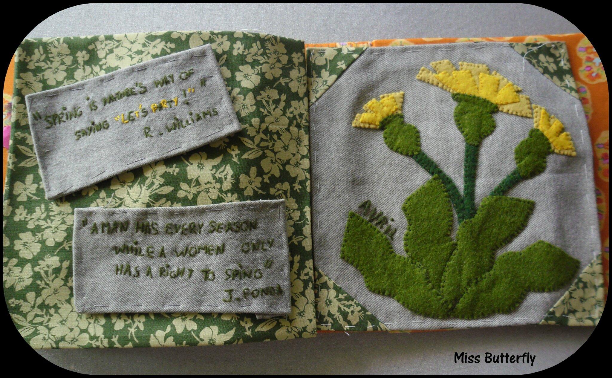 Carnet textile avril (2)