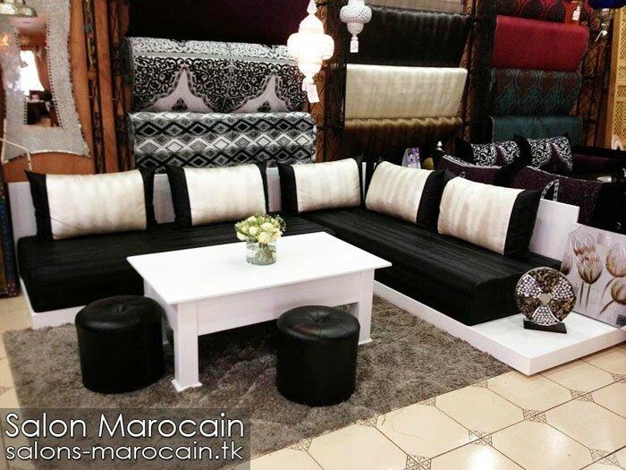 Salon marocain zeina 2014 - Salon marocain moderne