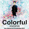 <b>Colorful</b> : un film de Keiichi Hara à découvrir en VOD