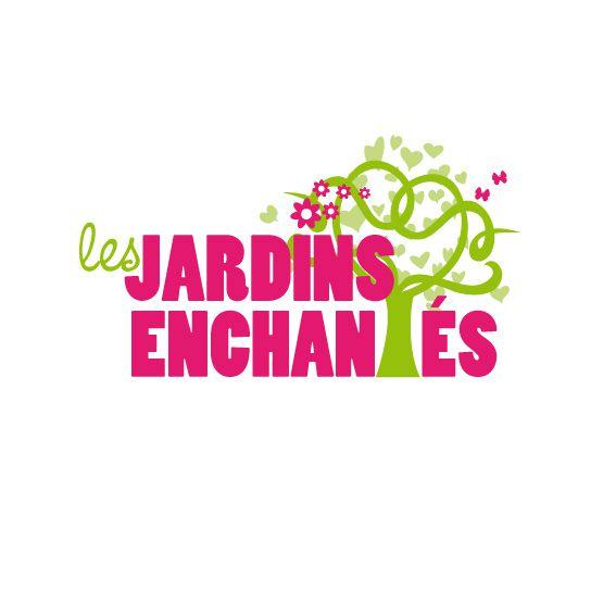 Logo Jardins enchantés