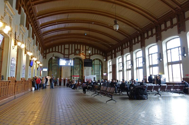 Gare de Vitebsk 3