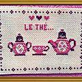 63 Le thé avec Tortue CD26