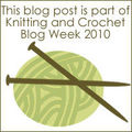Jour 3 : Une tricoteuse géniale / Day 3 : One Great Knitter
