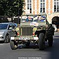 7ème traversée estivale de paris 2014 - jeep