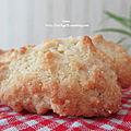 Cookies à la <b>poudre</b> <b>d</b>'<b>amandes</b>