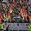 Dole:7500 manifestants selon les syndicats, 3900 selon la police !