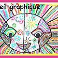 Des travaux d'enfants de trois à six ans dans le domaine des arts visuels, réalisés en 2012 et avant...