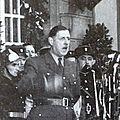 1947 - de gaulle veut rassembler les francais