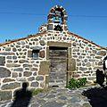 La petite chapelle d'Ussel