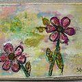 Fleurs stylisées 2-001