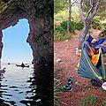 Grotte au cap de Ferrutx - Bivouac 6 à Es Calo (Betlem)