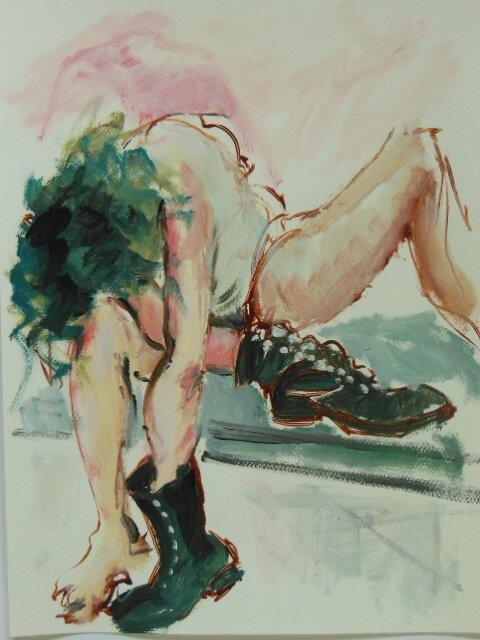 peinture et dessin de nus artistique (15)