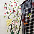 Bom - grandma's garden - bloc 8