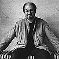 Pour commencer : <b>Salman</b> <b>Rushdie</b>.