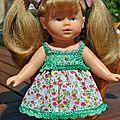 Coralie - poupée mini-Corolline - Corolle