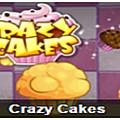 Prizee vous propose le jeu flash crazy cakes