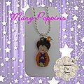 Collier Mary Poppins 1