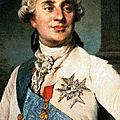 LOUIS XVI, le roi qui aimait les Normands et la Normandie...