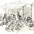 Illustration pour l'atelier d'écriture