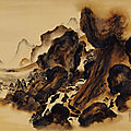 Three important works by <b>Shibata</b> <b>Zeshin</b> (1807-1891) from the Irving Collection at Christie's New York, 20 March 2019
