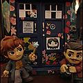 Le Nouveau Docteur et son compagnon