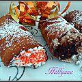 cannolo - cannoli siciliens