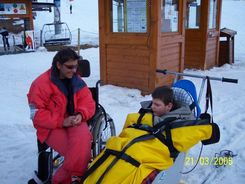 ski week end 5 et 6 mars 03