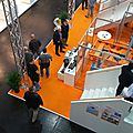 Gifa 2015 - vue de haut top view of stand