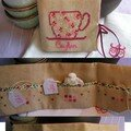 Tea Travel Bag