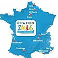 Coupe Europe-football-2016 - stades