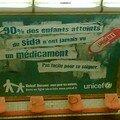 UNICEF 11-07 Affichage