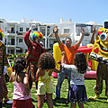 Organisation d'<b>événements</b> pour enfants