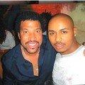 Lionel Richie et Danny P.