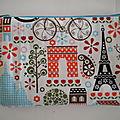 Petite trousse Paris - nov 2012