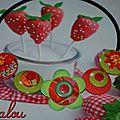 Sans titre 1collier fraise