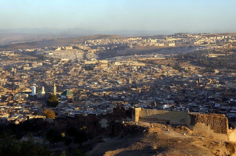 Medina Fes Rddif