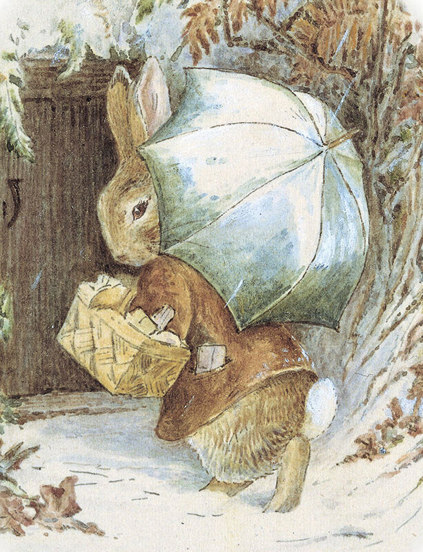 beatrix-potter-bunny-christmas-card-a