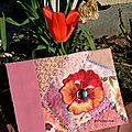 livre textile avril tulipe1