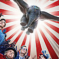 <b>Dumbo</b> : le remake de Tim Burton