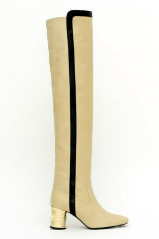 The Long Lean Boot CHANEL