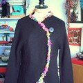 sunrise circle jacket à la sauce chiwimoon