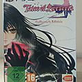 Unboxing : tales of berseria - collector's edition