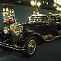 ISOTTA FRASCHINI type 8A berline 1925 Mulhouse (1)