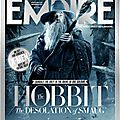 The Hobbit Desolation of Smaug Empire Cover 03