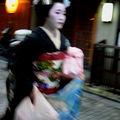 Troublante geisha ...