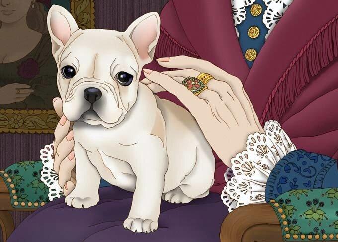 Le chien de George Sand