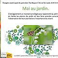 👨🌾 Mai au jardin par Paysagiste Pays <b>Basque</b>.